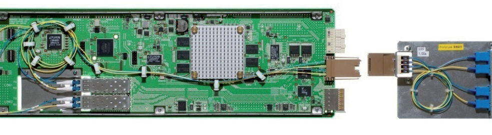 OC-48-STM-16-Trunk-Card